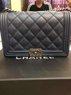 二手 Chanel Boy 28