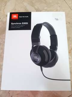 JBL headphones SynchrosS300i