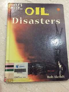 Oil disaster