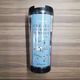 Starbucks Create-Your-Own Tumbler