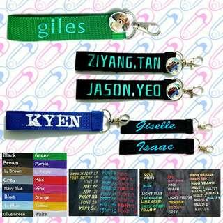 🚚 Customized Name Bag Tags