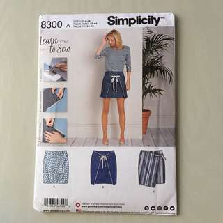 New Skirt Sewing Pattern