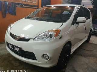 Perodua Alza 2011 auto sambung bayar