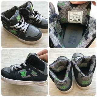 🔥FREE SHIP WM🔥Kids Shoes DC (Authentic) Boy Shoes