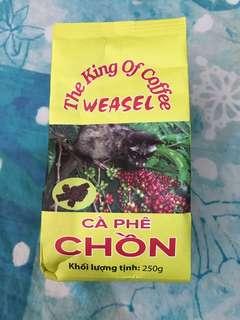 越南貓屎咖啡