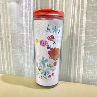 Starbucks Floral tumbler