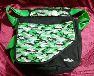 Smiggle Camouflage Messenger Bag