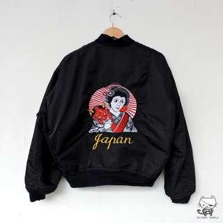 Avirex Sukajan Geisha Souvenir Jacket