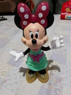 Minnie Mouse Toy Figurine Character