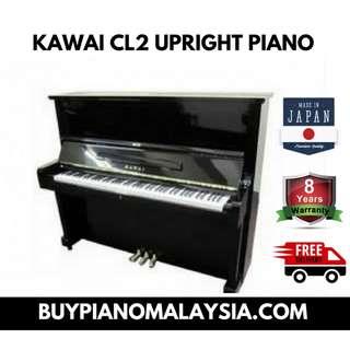 kawai cl2 upright piano