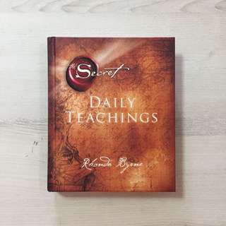 The Secret - Daily Teachings by Rhonda Byrne