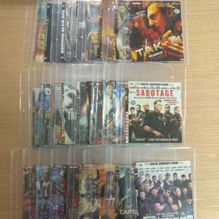 DVD Action Movies