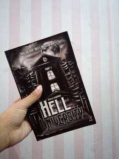 Hell Univeristy Part 1 by KnightInBlack