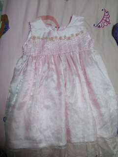 Baby Girl Dress xl