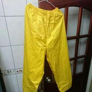 全新XL雨褲