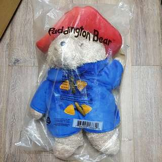 "Paddington Bear 16"" Plush Backpack"