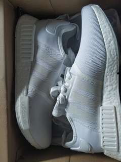 Nmd triple white reflective