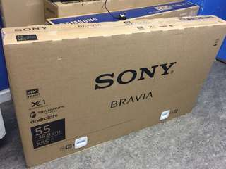 Sony 4K UHD Android Smart LED TV (Two Year Warranty)
