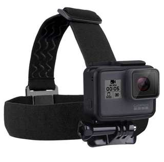 GoPro Head Strap Mounting Belt Accessories