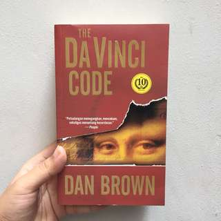 The Da Vinci Code - Dan Brown (IND)