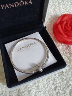 AUTHENTIC Pandora BANGLE/BRACELET