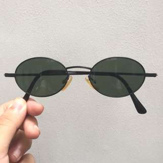 Old Style Sunglasses + Case