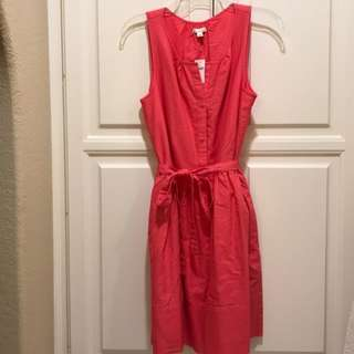 Gap Button Down Dress