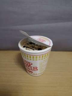 Cup Noodle 錢罌