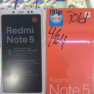 Kredit Xiaomi Redmi Note 5