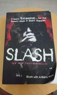 Slash 自傳