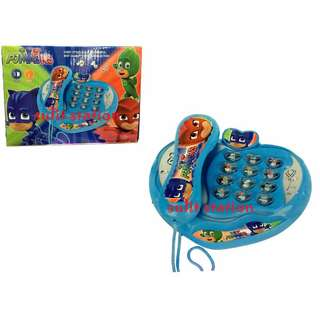 PJ MASKS LIGHTED MUSICAL TELEPHONE PHONE TOYS