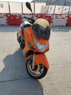 Xciting 250cc 2007 8.2018
