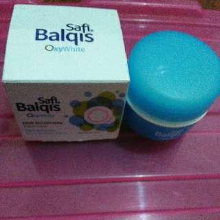 Bonus Free Cream Safi Balqis Oxywhite Krim Malaysia