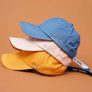 韓版時尚百搭棒球帽