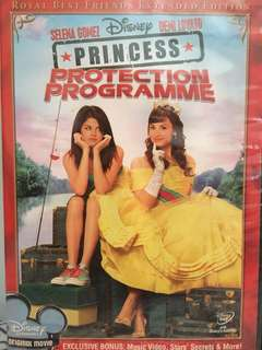 Princess Protection Programme DVD