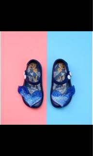 Jelly Shoes Blue