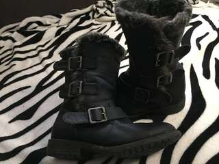KENNETH COLE kids AUTHENTIC BOOTS