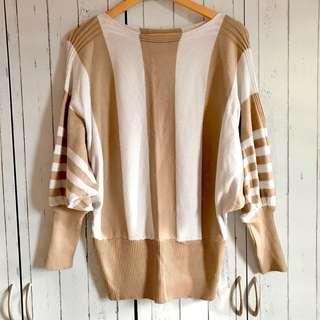 CLN Brown Pullover