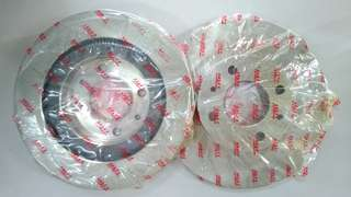 Ventilated Disc Rotor for Proton Juara