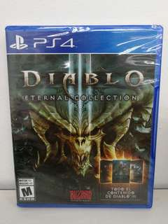 (Brand New) PS4 Diablo Eternal Collection / R1