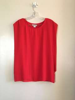 REPRICED!!! Cotton On Red Top XS
