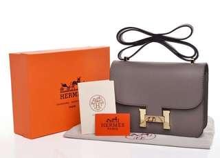Hermes Constance Mini Epsom