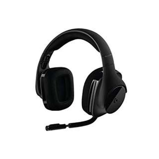 羅技 Logitech G533 Wireless Gaming Headset 無線遊戲耳機麥克風