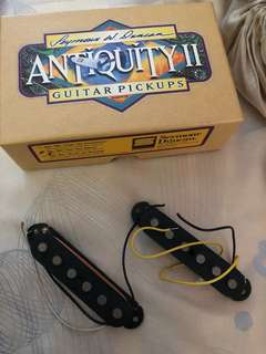 🚚 Guitar pickups (Rocketfire, Antiquity, Mark Foley)
