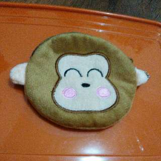 Dompet Lucu Coin Wallet Monkey