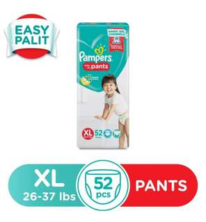 Pampers Dry Pants XL 52s