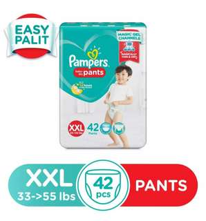 Pampers Dry Pants XXL 42s