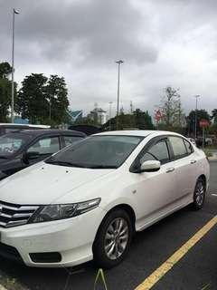 Honda City Untuk Disewa Car For Rent