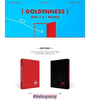 Golden Child 1st Mini Album - ' Goldenness '
