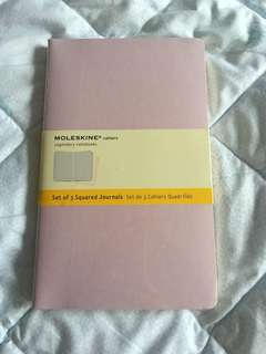 Moleskine, notebooks